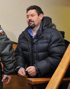 Малинин в суде